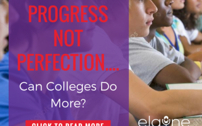 Progress Not Perfection….