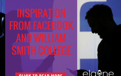 Inspiration From Facebook and William Smith College
