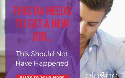 This DA Needs to Get a New Job…
