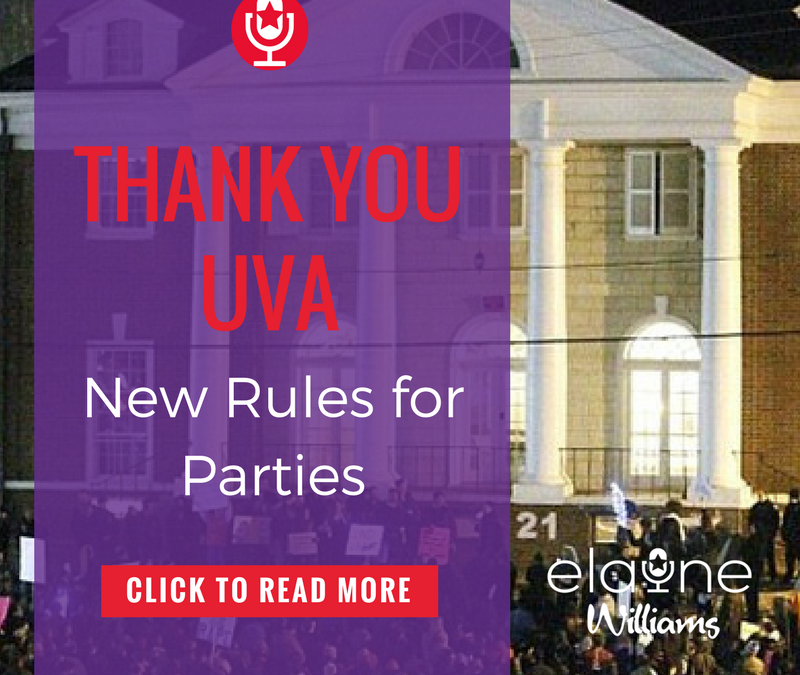 Thank You, UVA