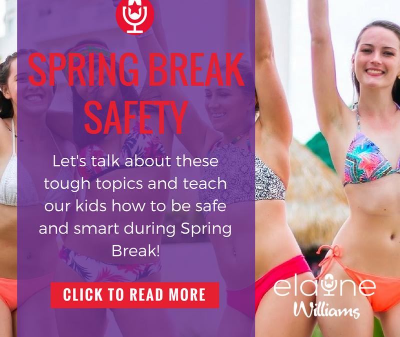 Tips for a Safe Spring Break