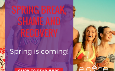 Spring Break, Shame and Recovery