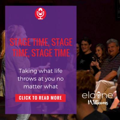 Stage Time, Stage Time, Stage Time